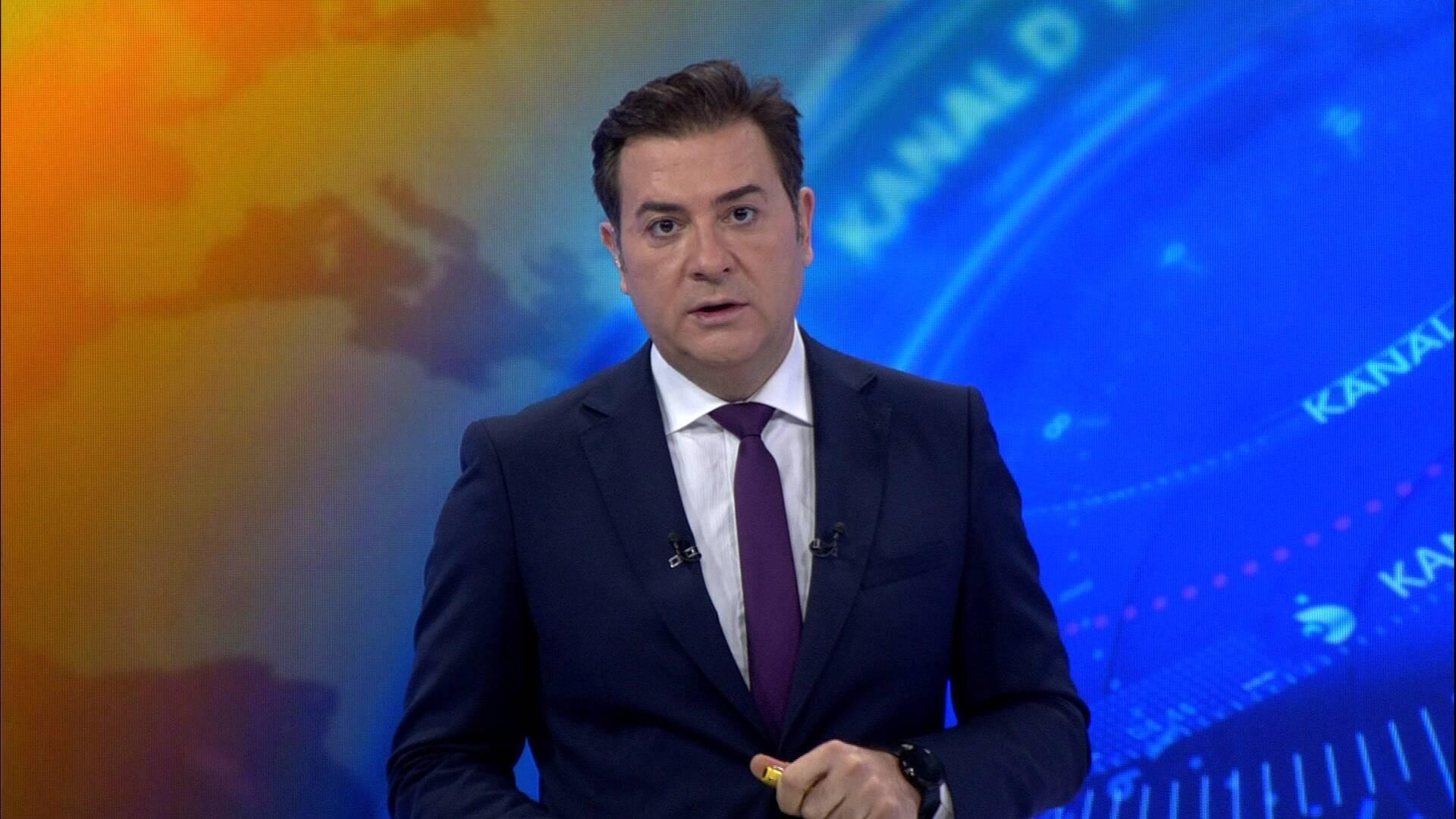 Kanal D Ana Haber Bülteni - 23.11.2015