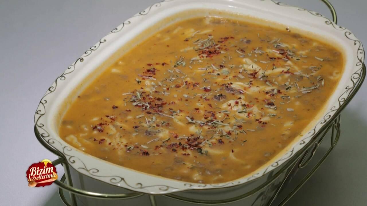 Kesme Çorbası