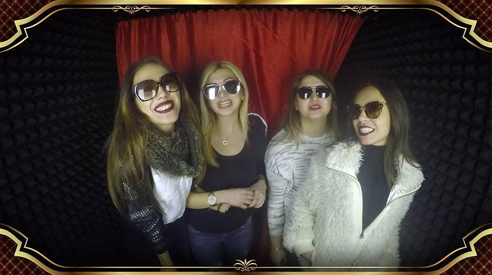 Beyaz Show 18.12.2015 Klostrohobi Görüntüleri