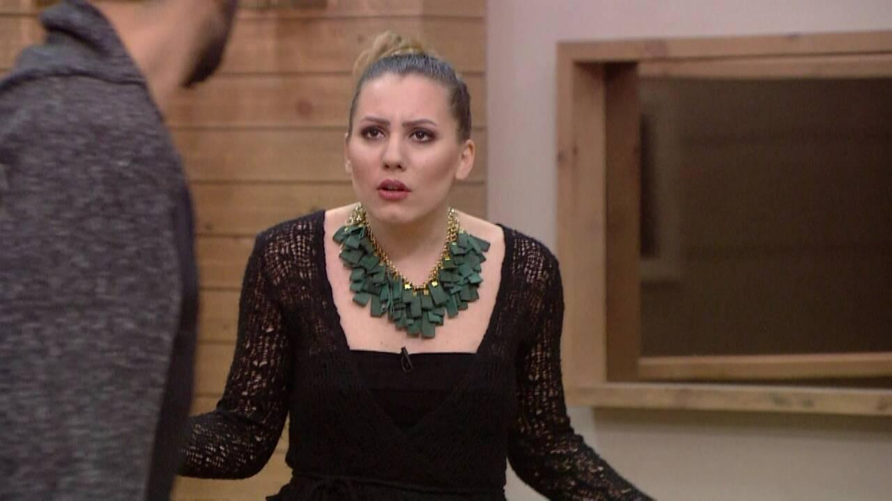 Daniela ve Gürkan arasında tansiyon yükseliyor!