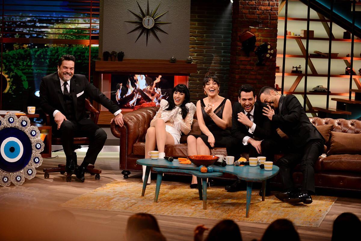 31.12.2015 / Beyaz Show