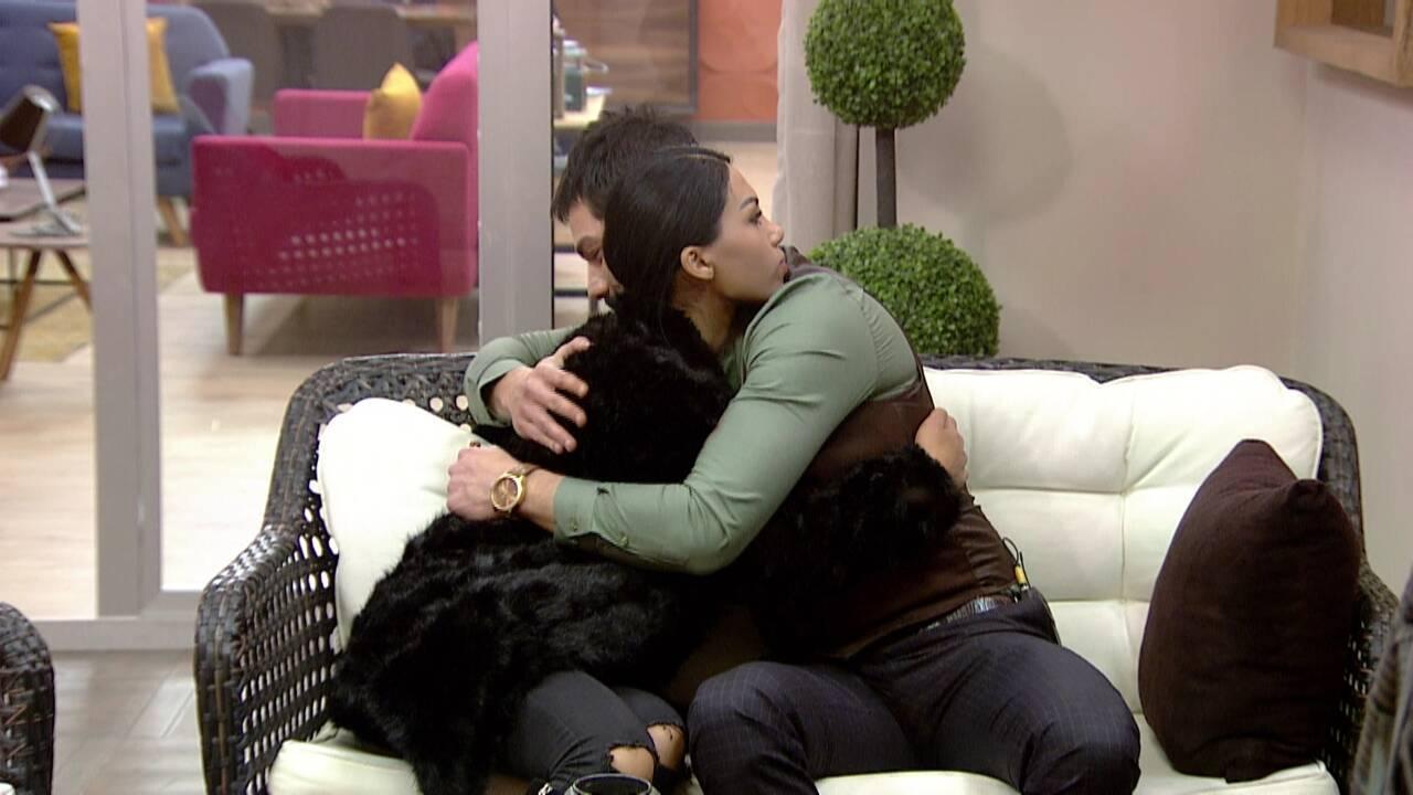 Fatma, Serhan'ı affediyor!