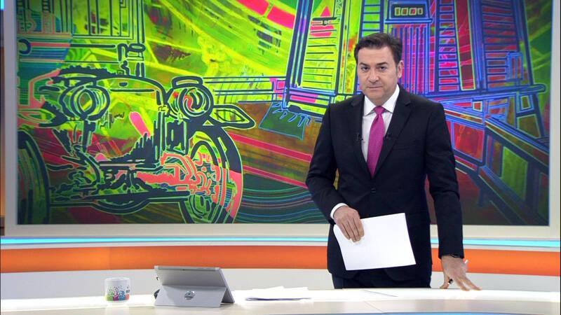 Kanal D Ana Haber Bülteni - 18.01.2016