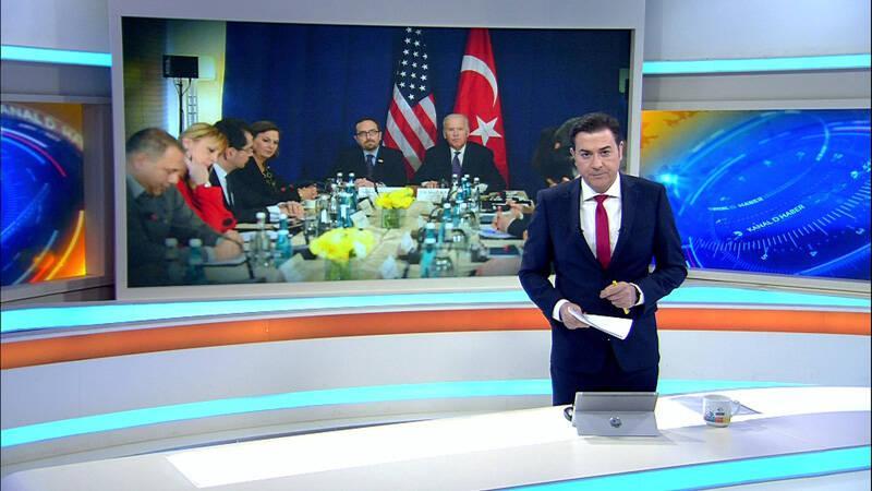 Kanal D Ana Haber Bülteni - 22.01.2016