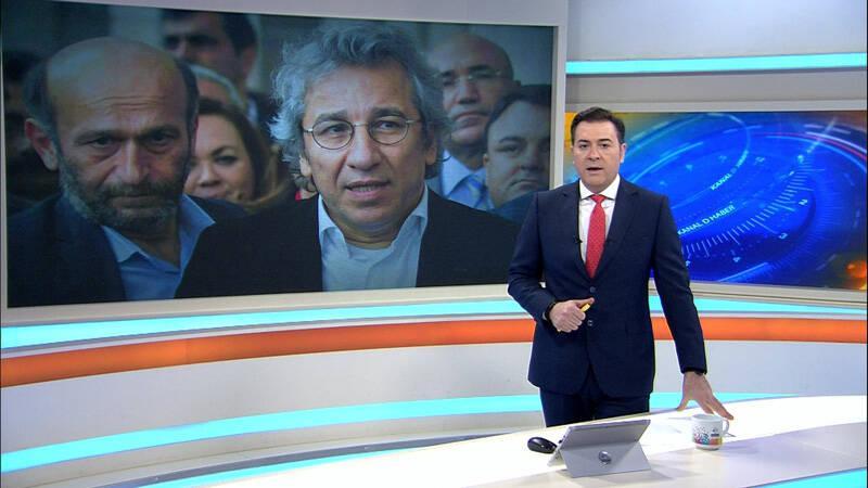 Kanal D Ana Haber Bülteni - 27.01.2016