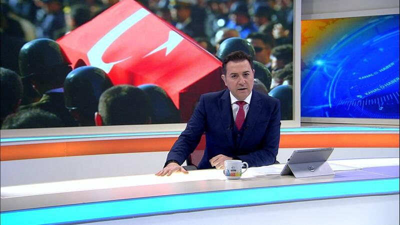Kanal D Ana Haber Bülteni - 18.02.2016