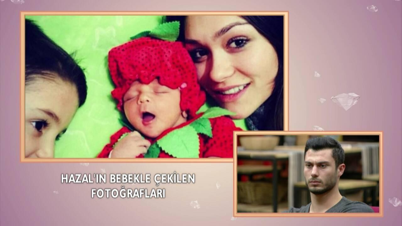 Hazal, bebek iddialarına açıklık getirdi!