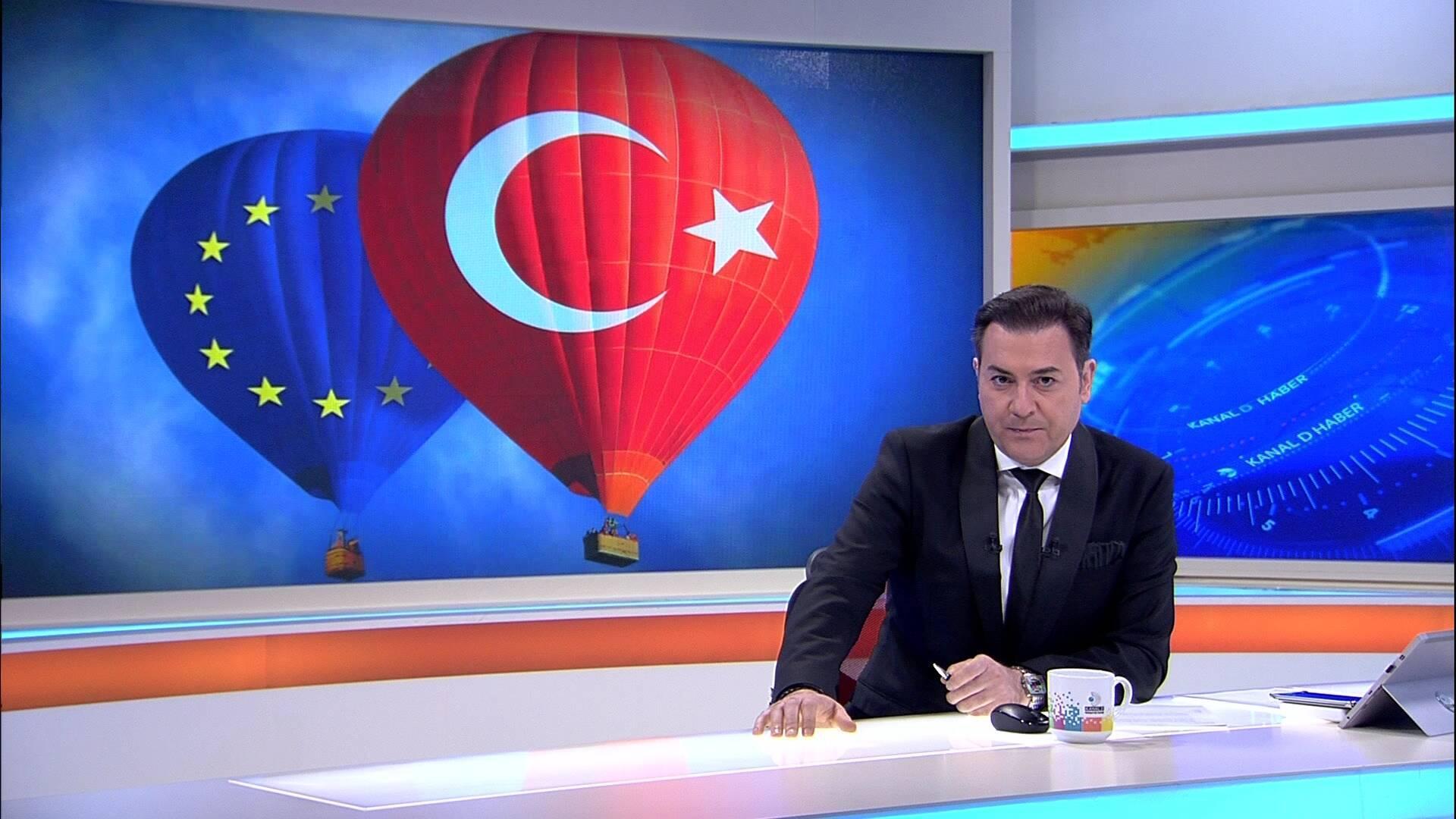 Kanal D Ana Haber Bülteni - 08.03.2016