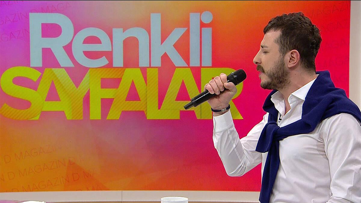 Ahmet Parlak - Vurmayın (Renkli Sayfalar Canlı Performans)