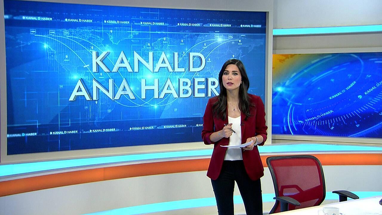 Kanal D Ana Haber Bülteni - 18.03.2016