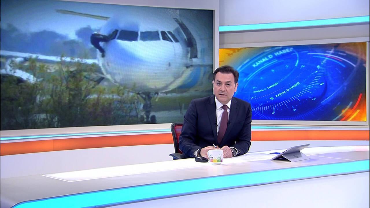 Kanal D Ana Haber Bülteni - 29.03.2016