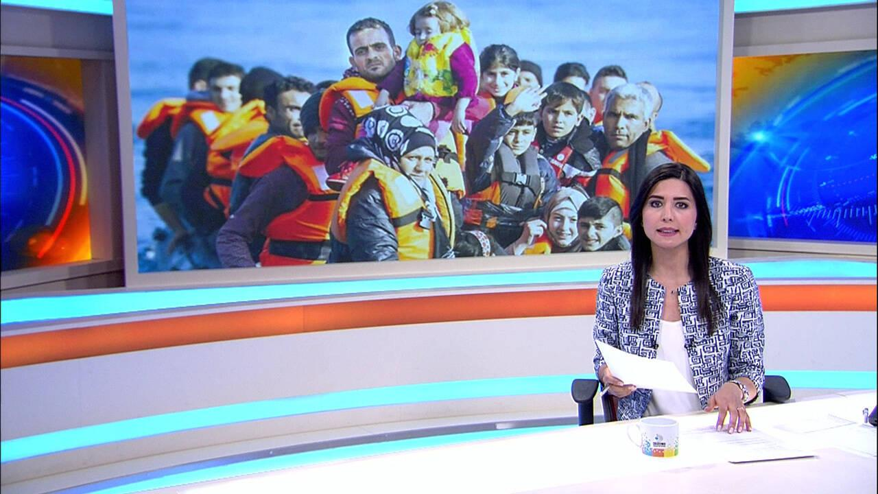 Kanal D Ana Haber Bülteni - 03.04.2016