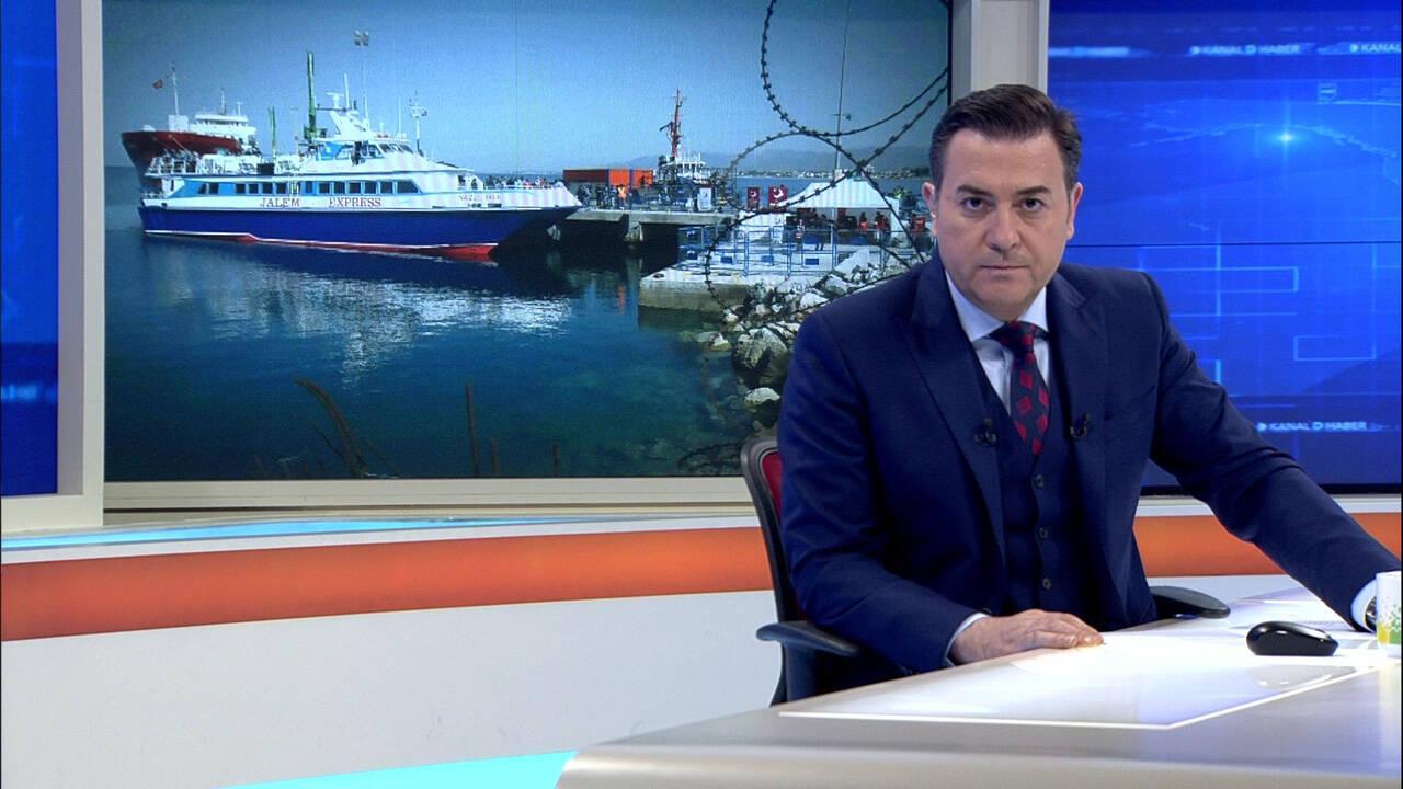 Kanal D Ana Haber Bülteni - 04.04.2016