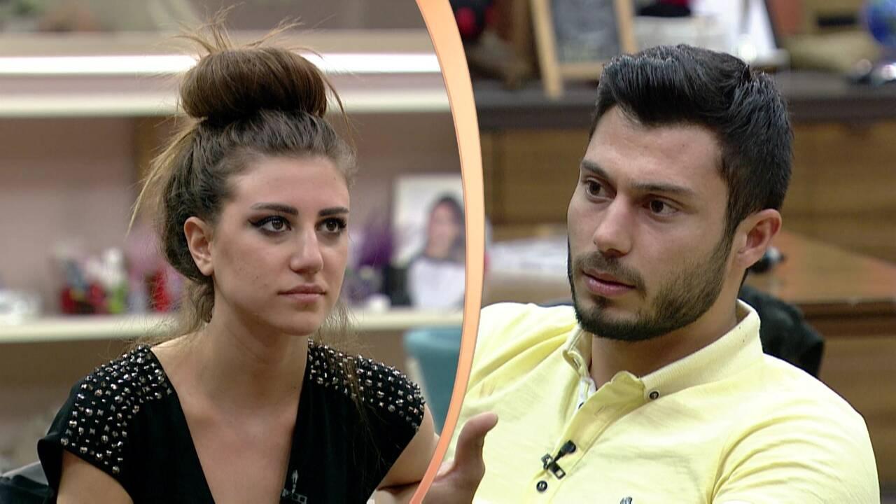 Mehtap ve Melis'in iddiası Emre'yi sinirlendirdi!