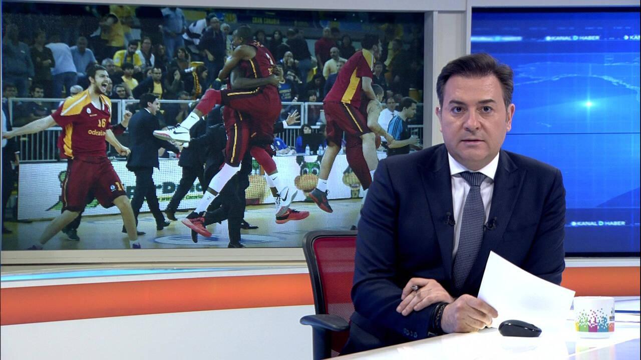 Kanal D Ana Haber Bülteni - 07.04.2016