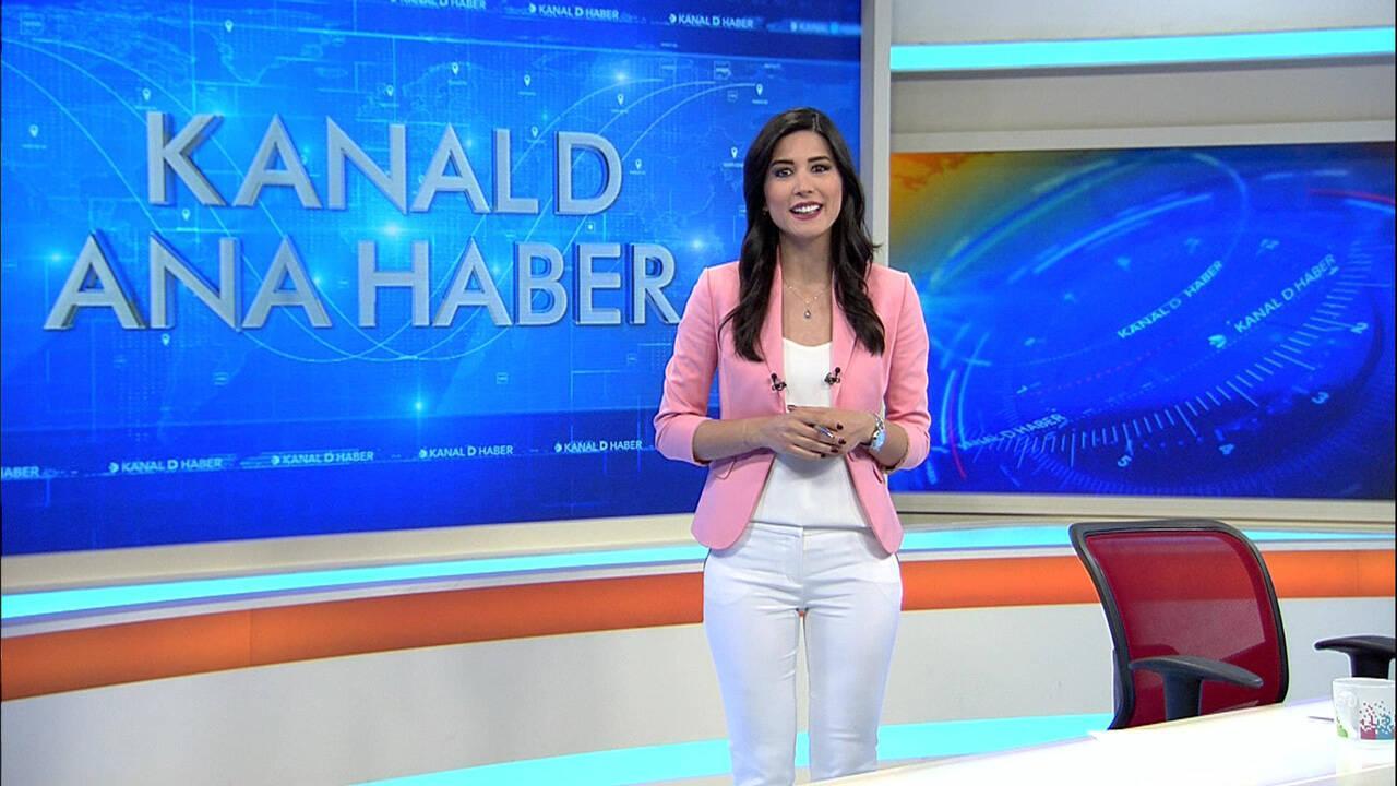 Kanal D Ana Haber Bülteni - 10.04.2016