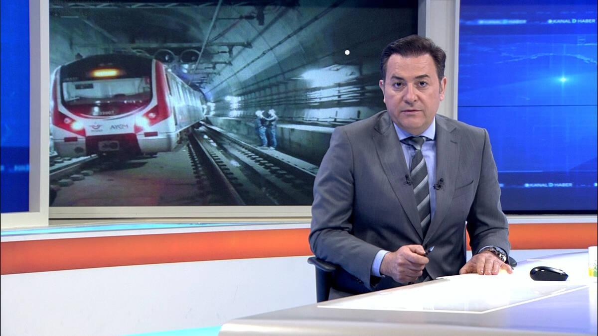 Kanal D Ana Haber Bülteni - 12.04.2016