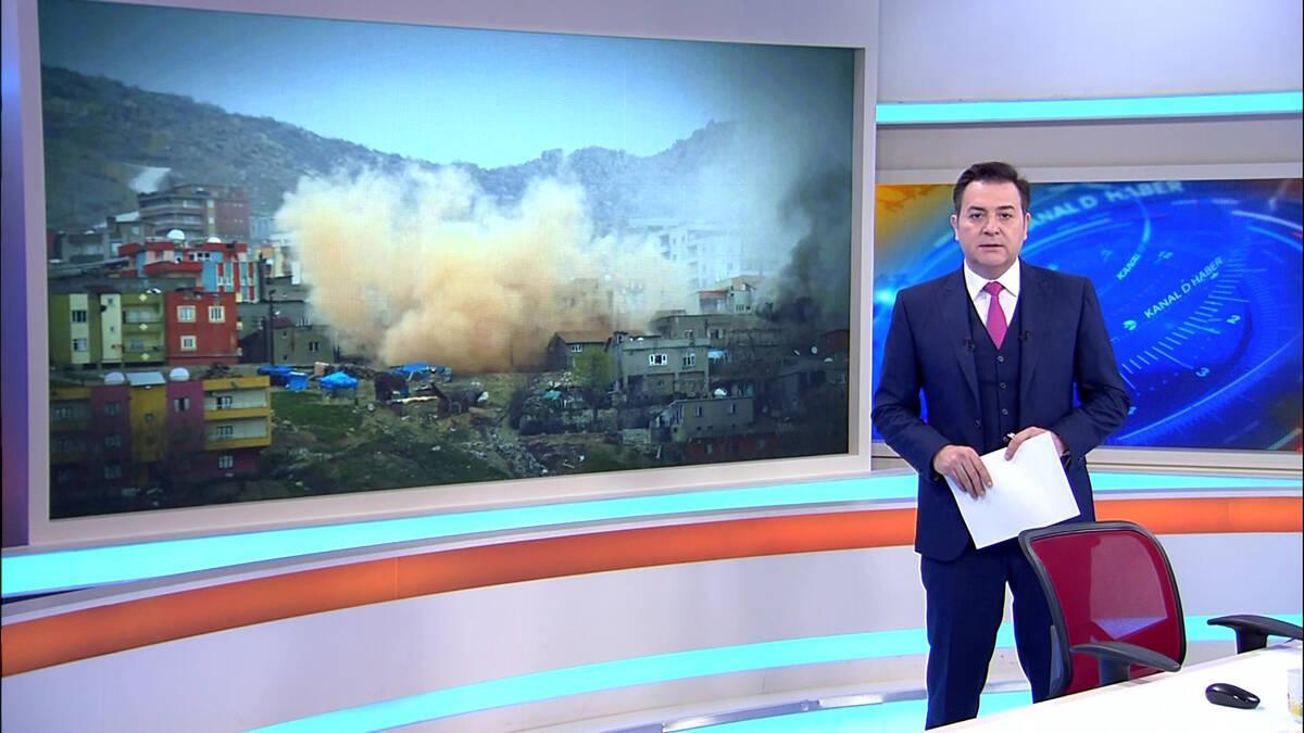 Kanal D Ana Haber Bülteni - 14.04.2016