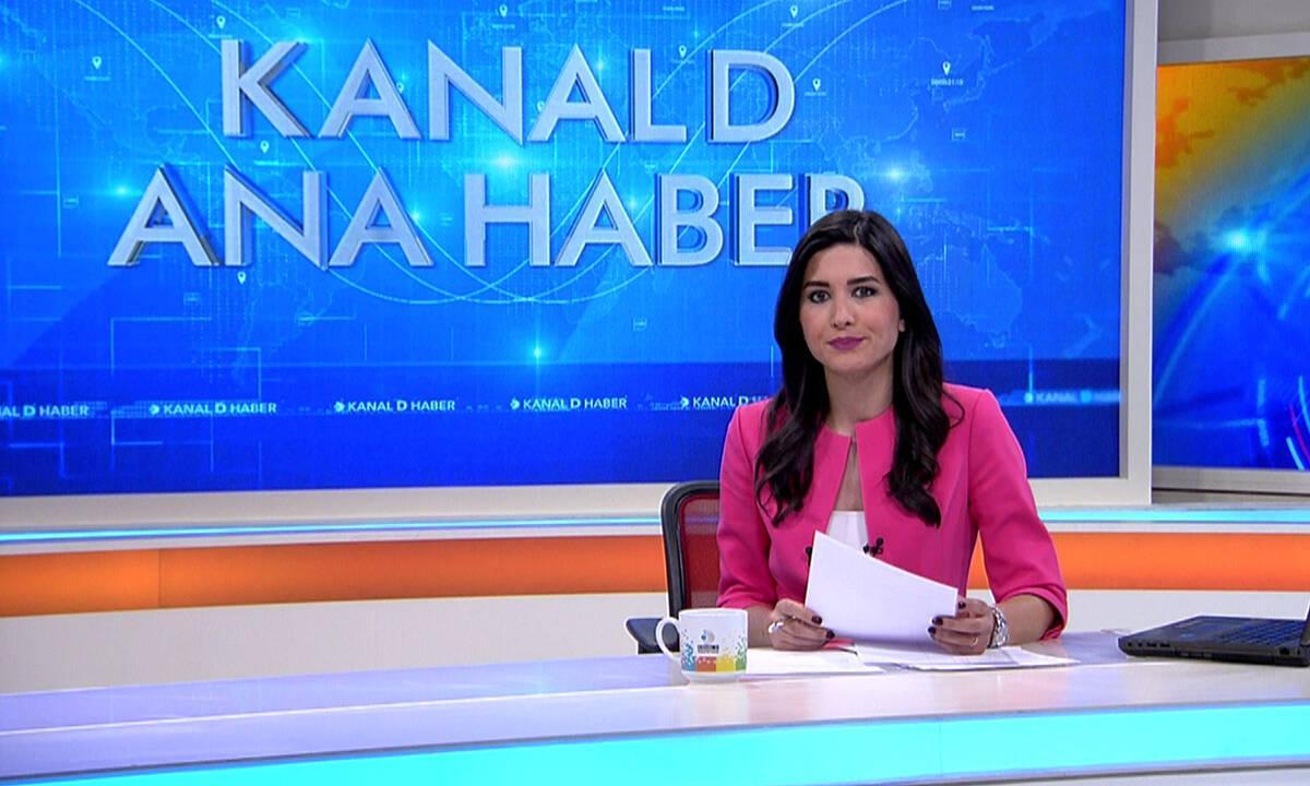Kanal D Ana Haber Bülteni - 17.04.2016