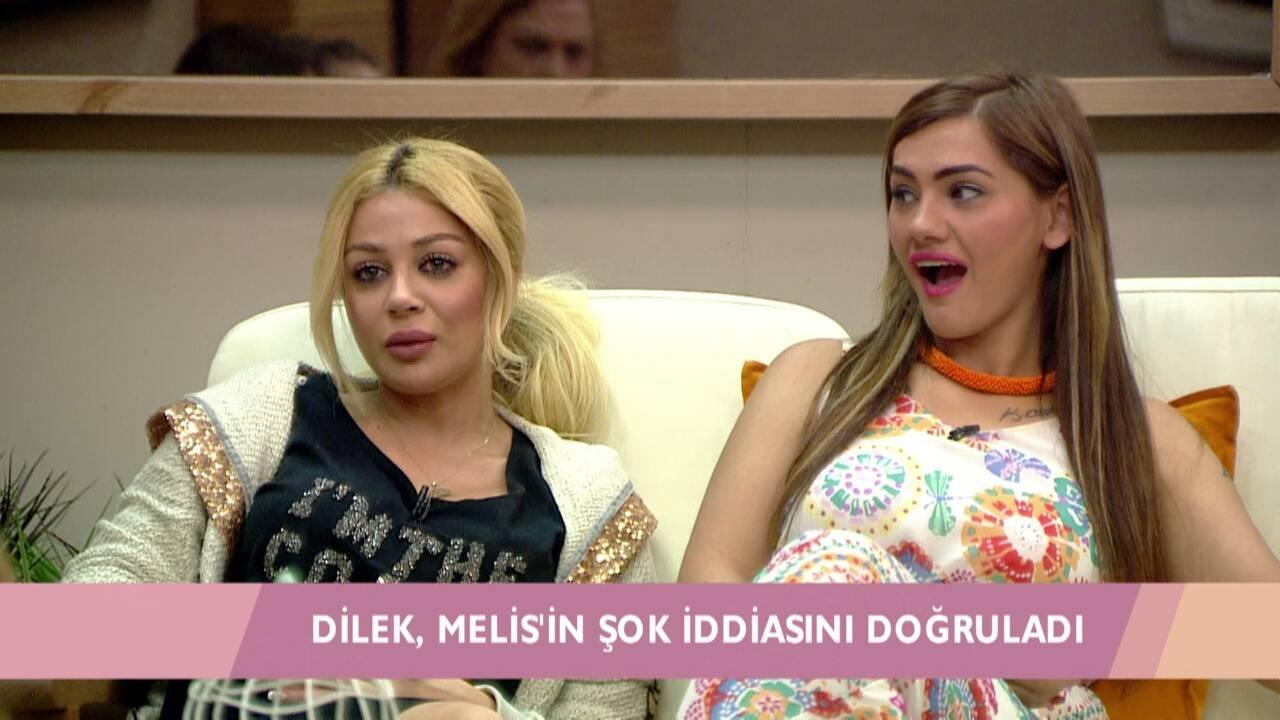 Dilek'in şok itirafı!