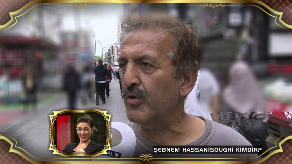 Şebnem Hassanisoughi'nin soyadı nasıl okunur?