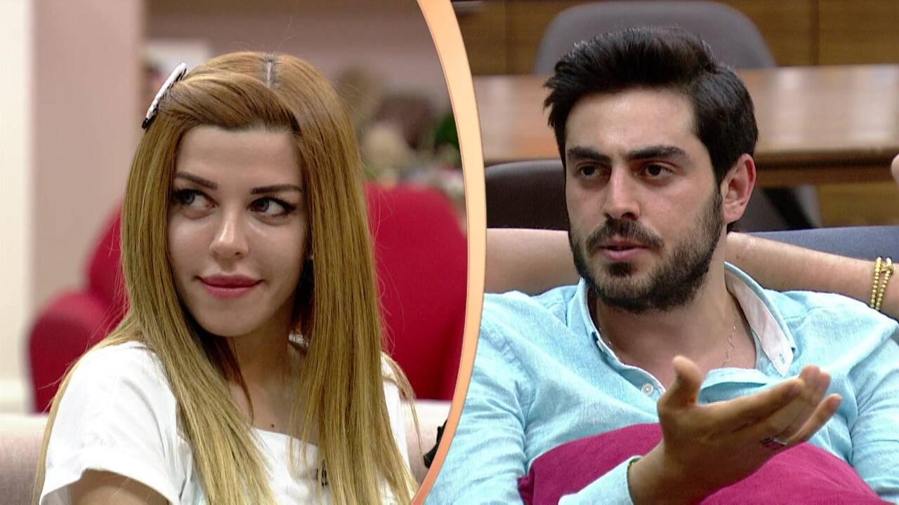 Hande ve Ali arasında aşk rüzgarları mı esiyor?