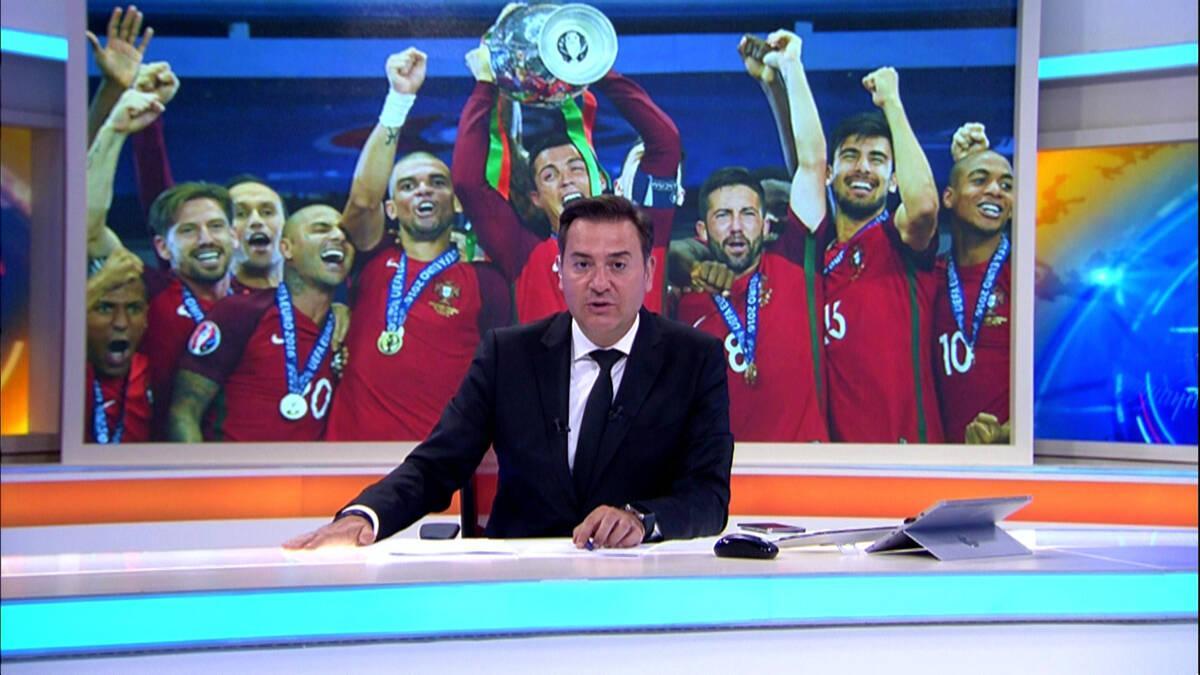 Kanal D Ana Haber Bülteni - 11.07.2016