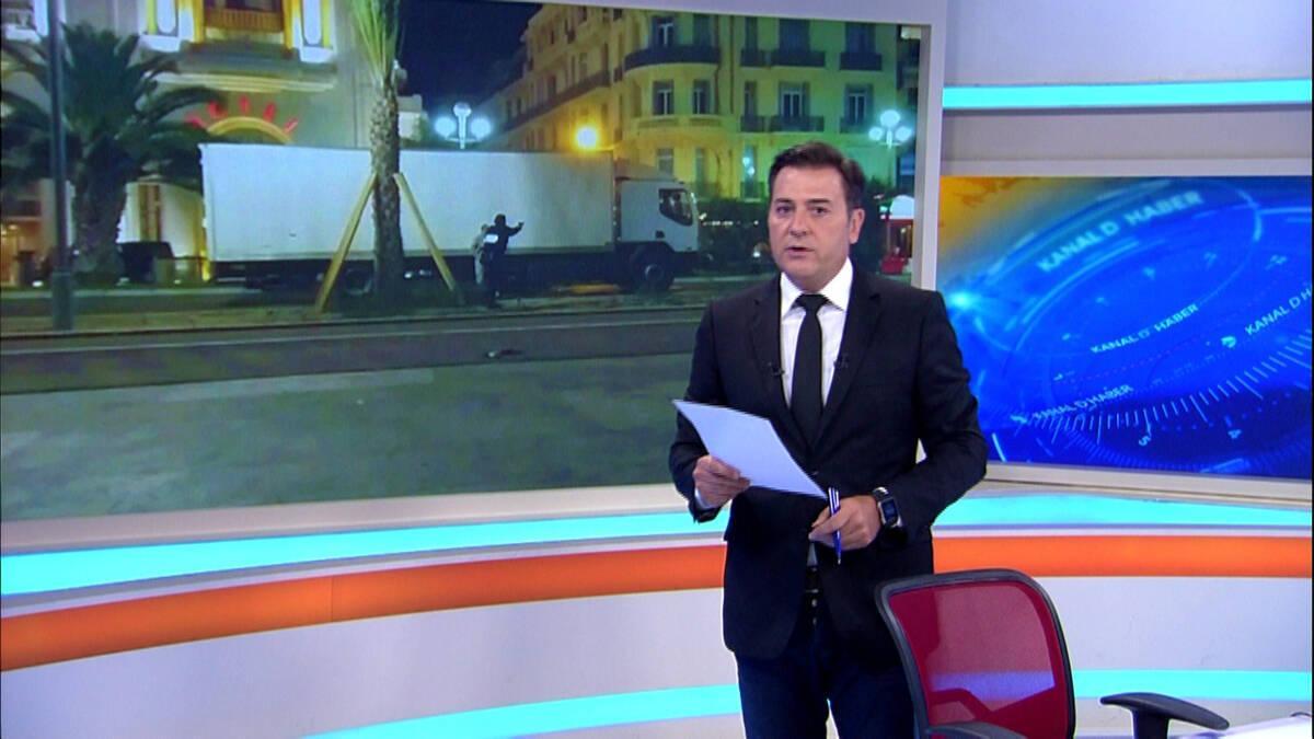 Kanal D Ana Haber Bülteni - 15.07.2016