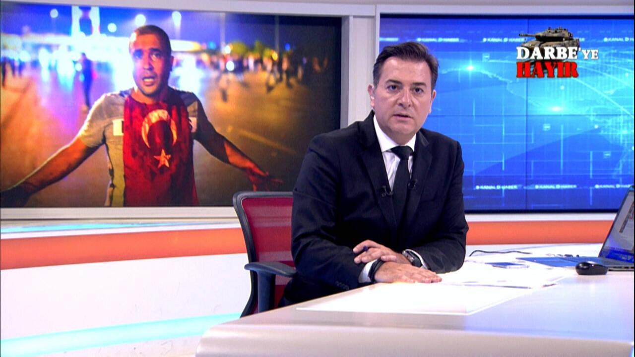 Kanal D Ana Haber Bülteni - 16.07.2016