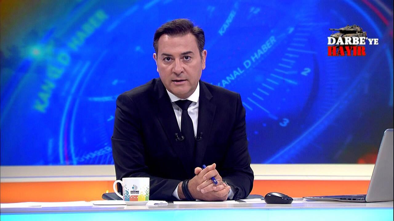 Kanal D Ana Haber Bülteni - 18.07.2016
