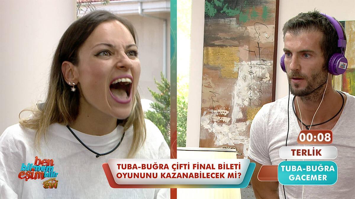 Tuba ve Buğra'nın Anla Beni Performansları
