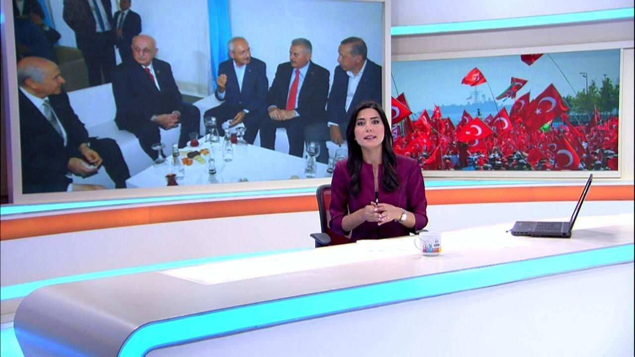 Kanal D Ana Haber Bülteni - 08.08.2016