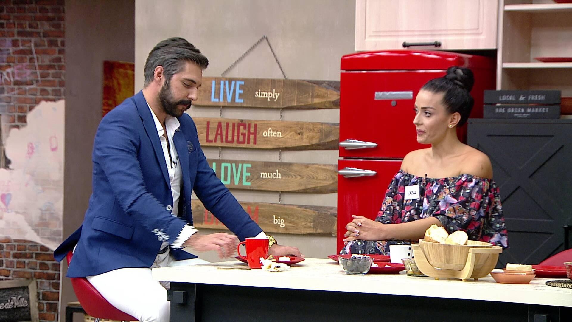 Hazal ve Semih arasında elbise krizi!