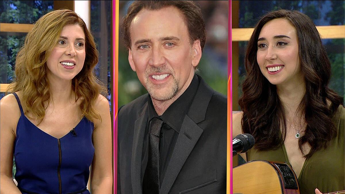 Nicolas Cage'e kim daha çok benziyor?