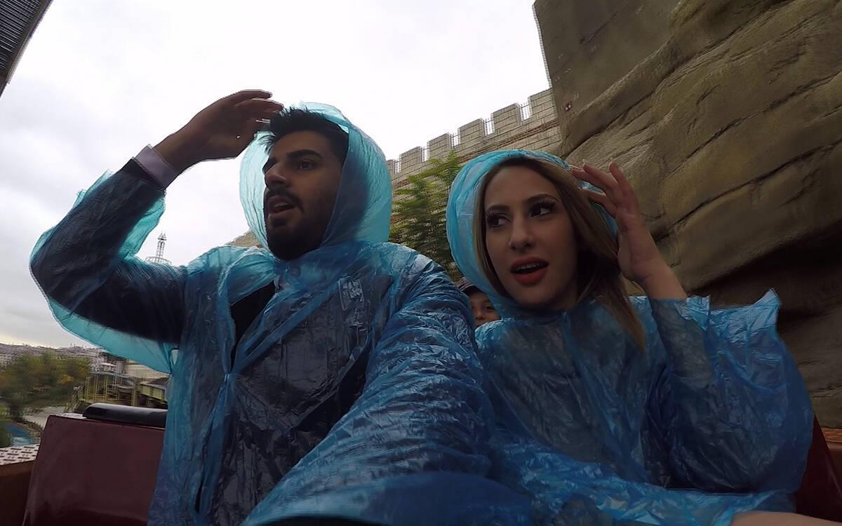 Adnan ve Rabia ödül gezisinde!