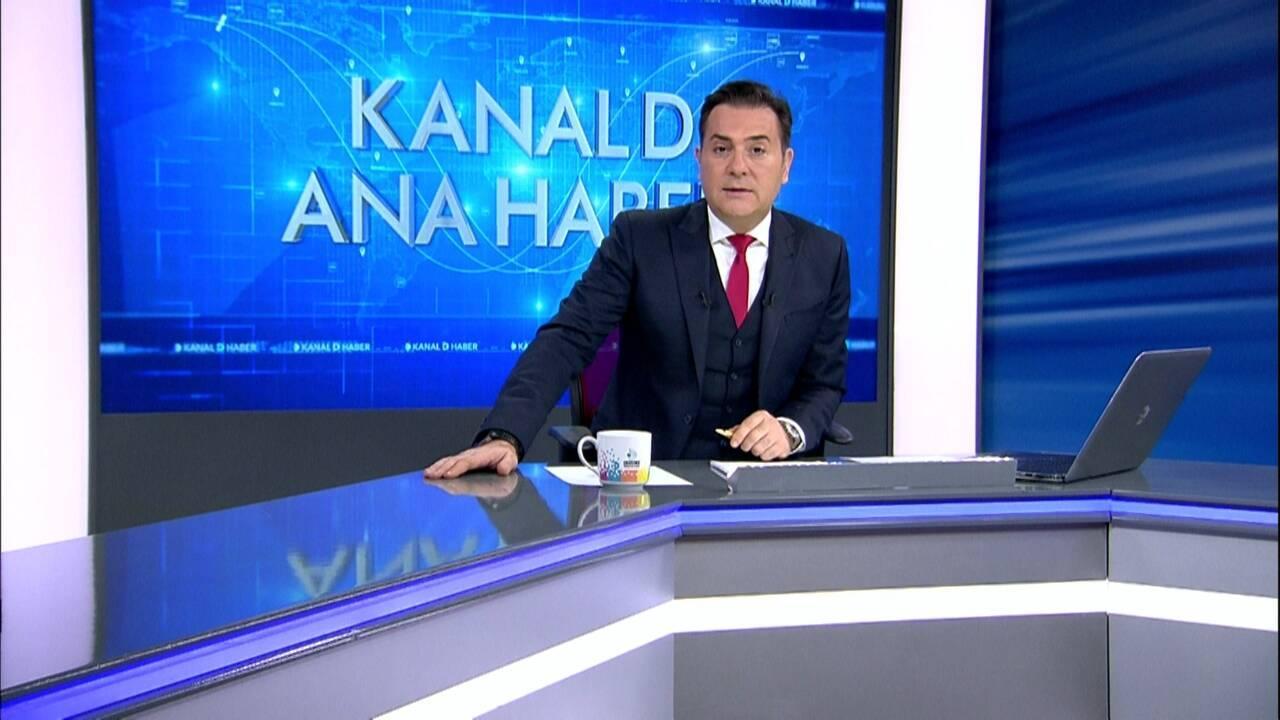 Kanal D Ana Haber Bülteni - 09.11.2016