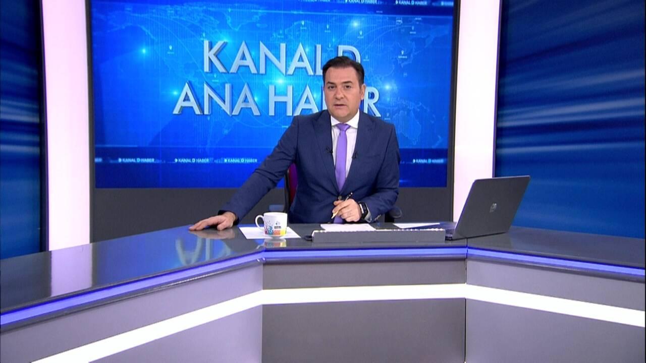 Kanal D Ana Haber Bülteni - 14.11.2016