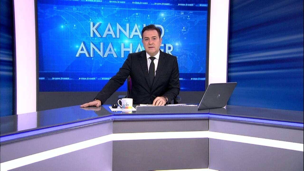 Kanal D Ana Haber Bülteni - 21.11.2016