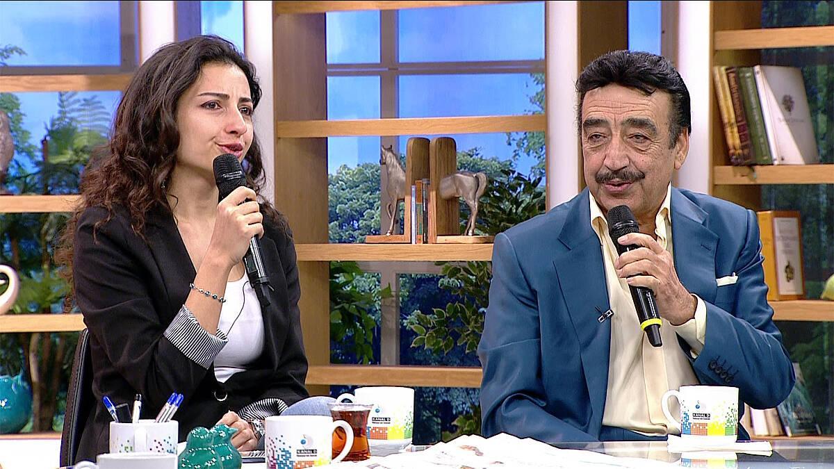 """Hakkı Bulut ve kızı Nazlı'dan """"Son Mektup"""" düeti!"""