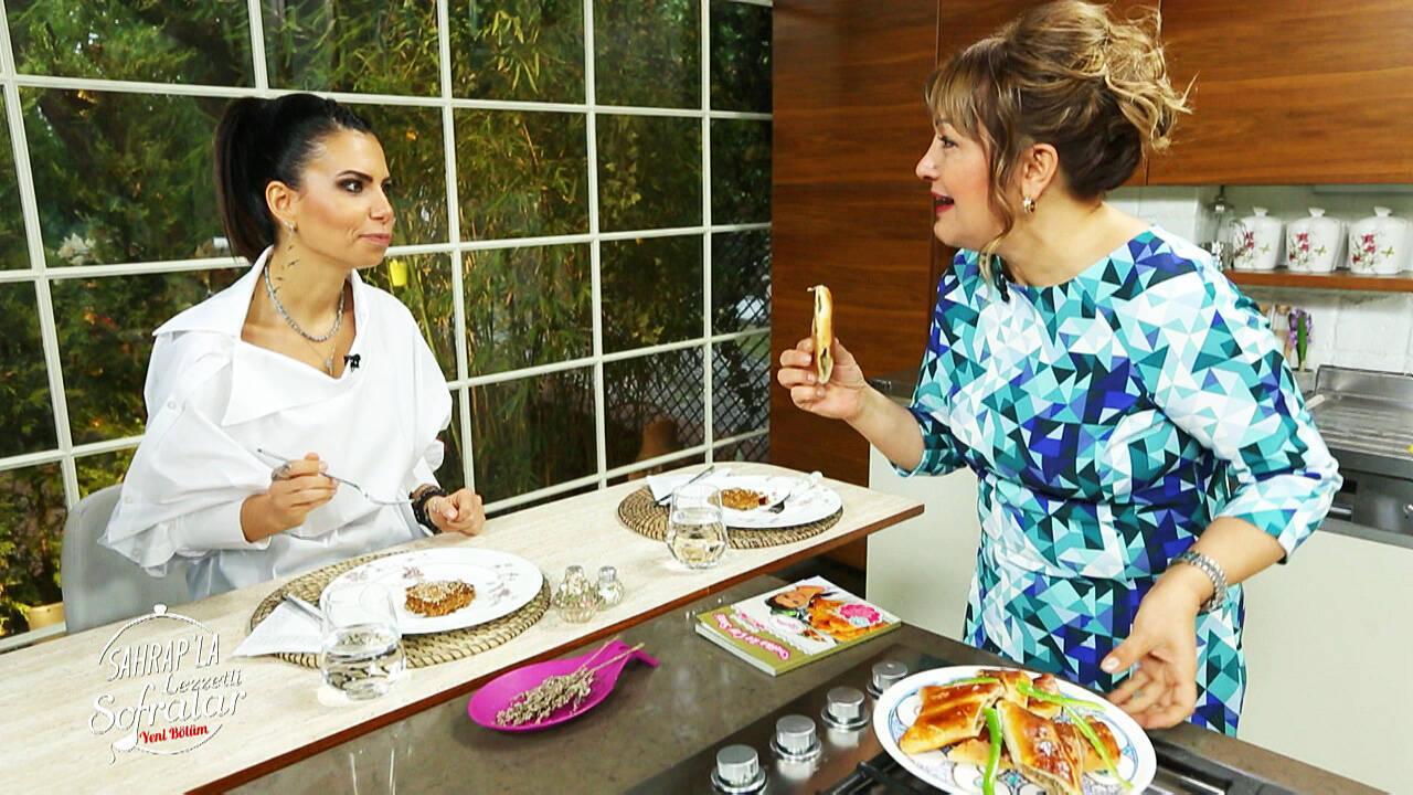 Sahrap'la Lezzetli Sofralar - 04.12.2016