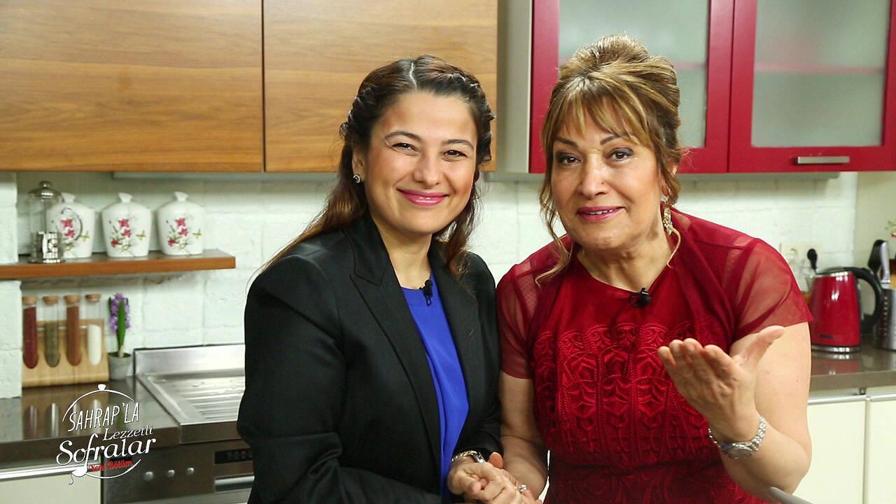 Sahrap'la Lezzetli Sofralar - 01.01.2017