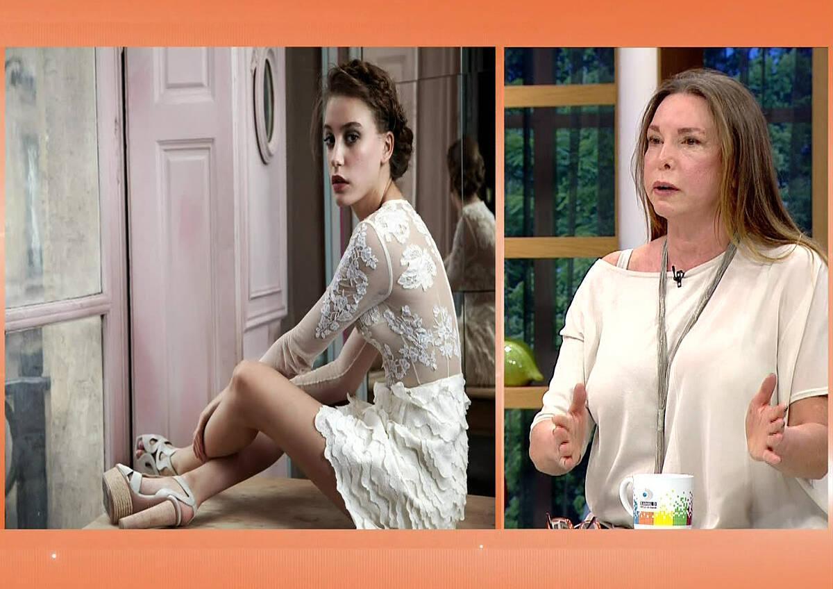 Serenay Sarıkaya hakkında canlı yayında flaş açıklamalar!