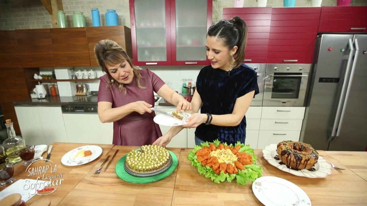 Sahrap'la Lezzetli Sofralar - 19.02.2017