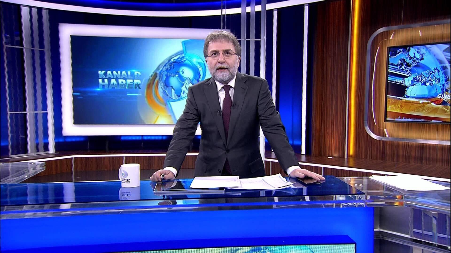 Ahmet Hakan'la Kanal D Haber - 28.02.2017
