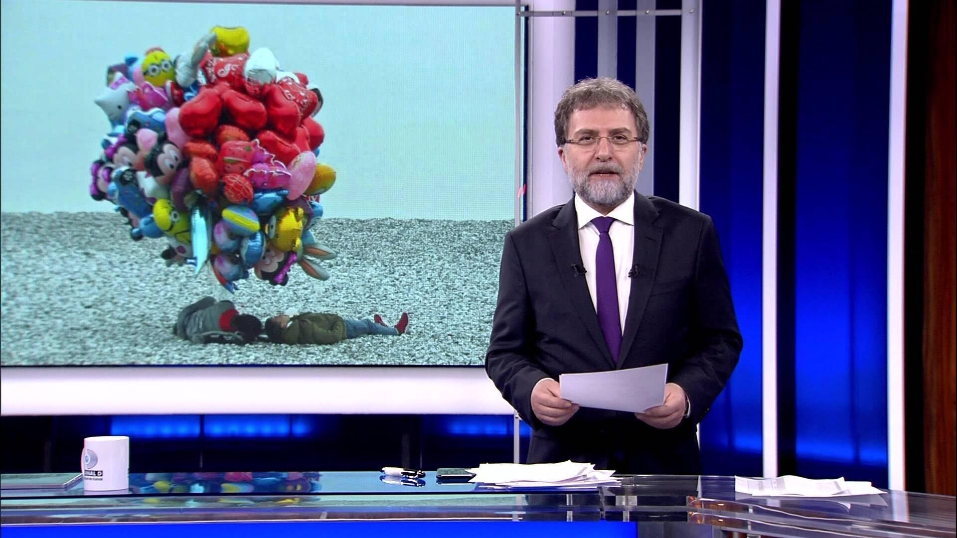 Ahmet Hakan'la Kanal D Haber - 01.03.2017