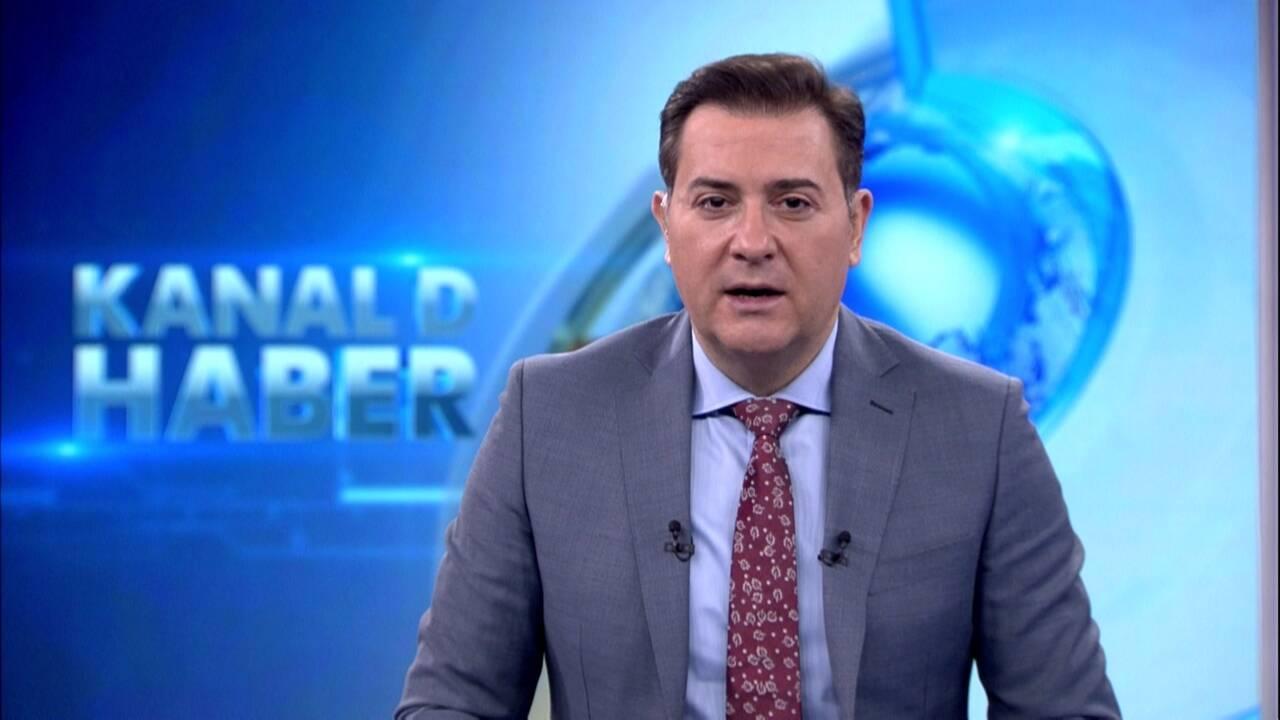 Ahmet Hakan'la Kanal D Haber - 04.03.2017