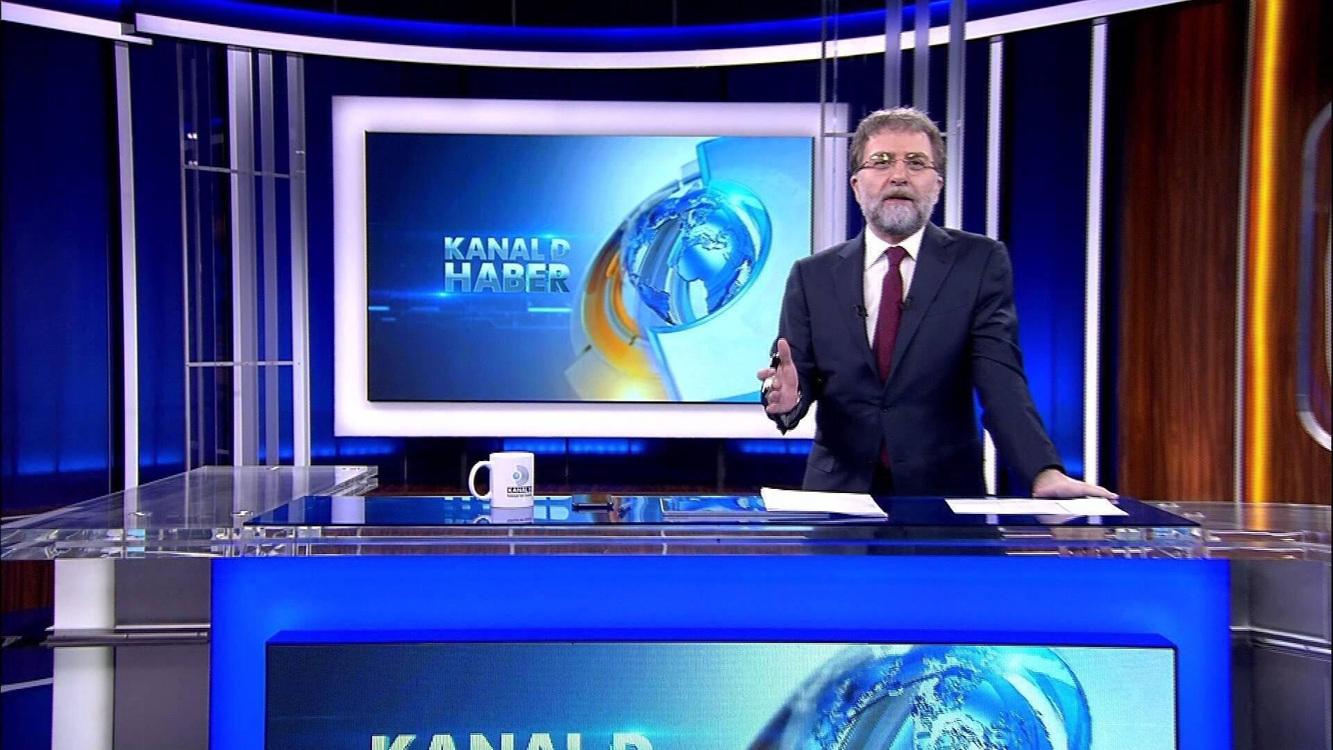 Ahmet Hakan'la Kanal D Haber - 06.03.2017