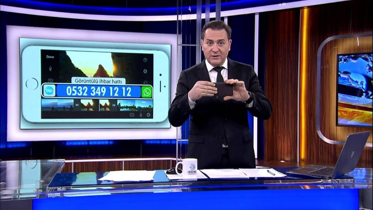 Kanal D Haber Whatsapp İhbar Hattı