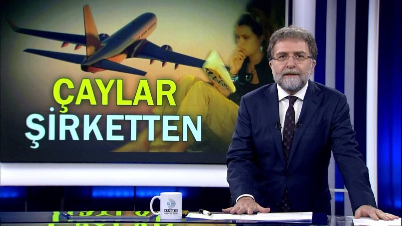 Ahmet Hakan'la Kanal D Haber - 07.03.2017