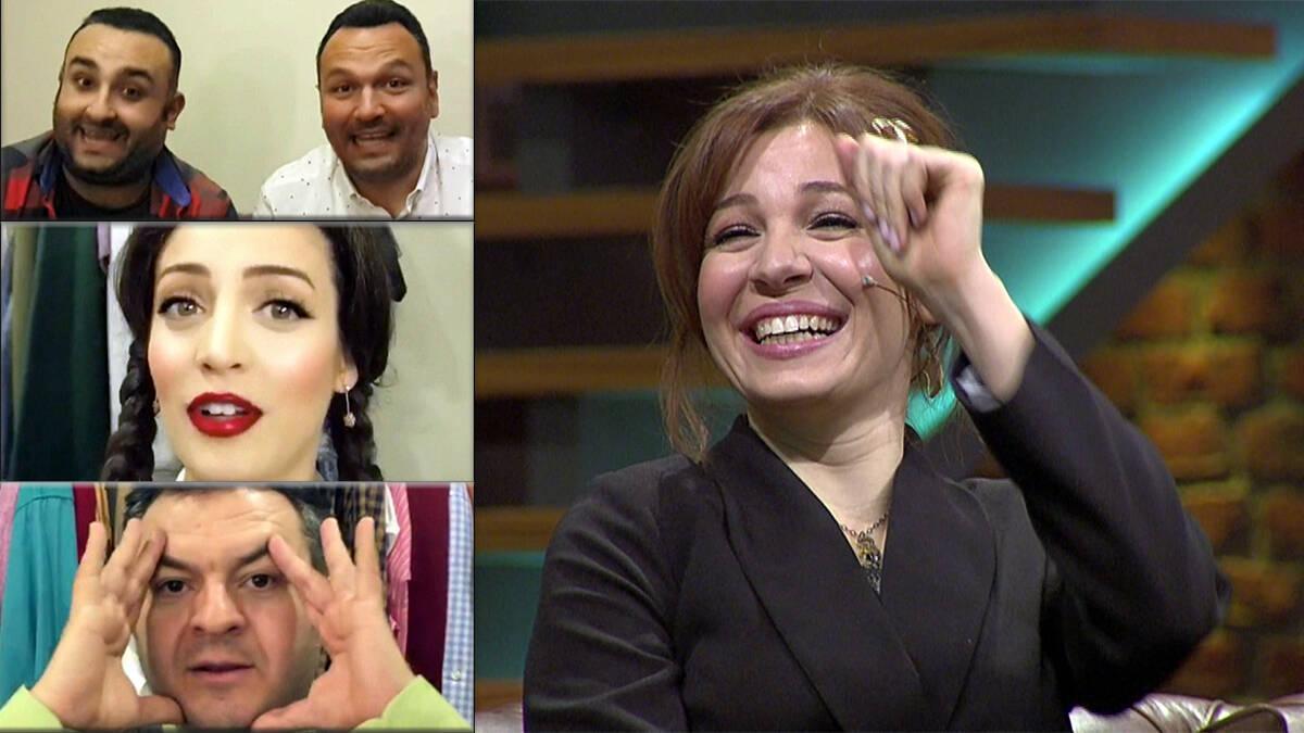 Komik Aylin Kontente şarkıları!